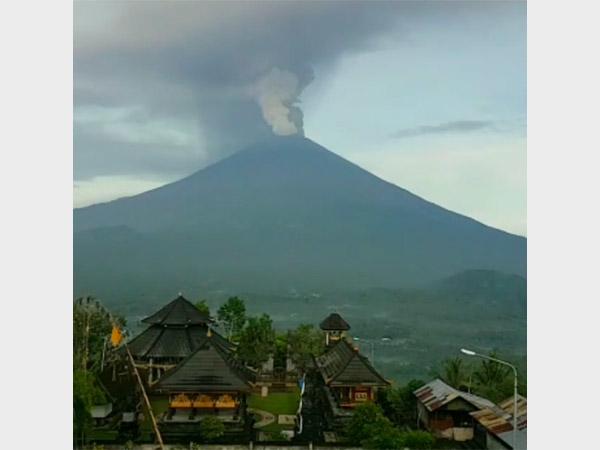 Как российские туристы застряли на Бали