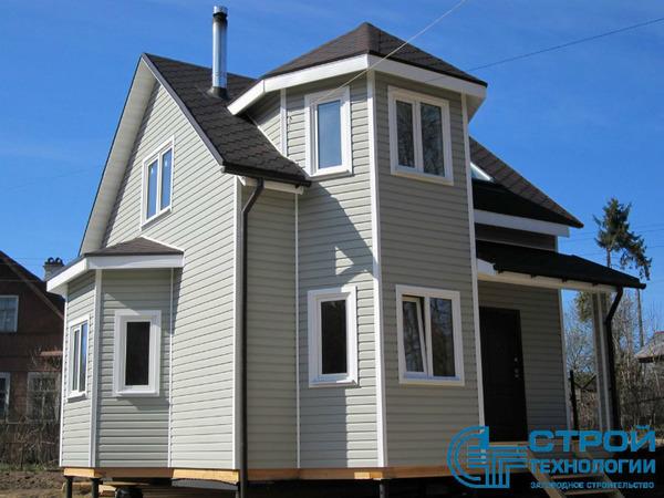5 мифов о деревянных домах