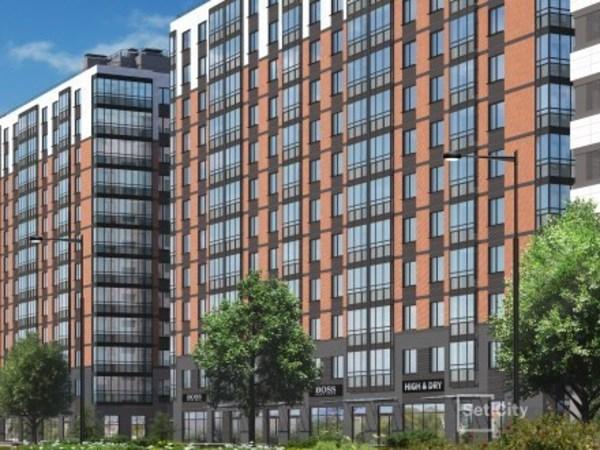 Setl City построит новый жилой комплекс в Московском районе