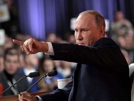 Тринадцать ответов Путина