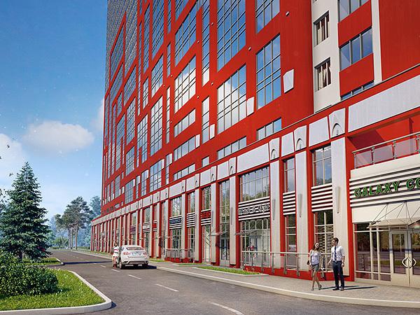 В начале зимы строительная компания «Инвестторг» презентовала два новых объекта