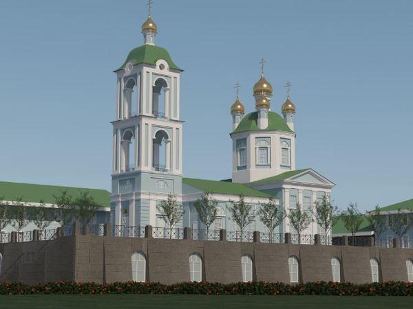 «Церковно-спортивный комплекс» на Науки взбудоражил жителей Калининского района