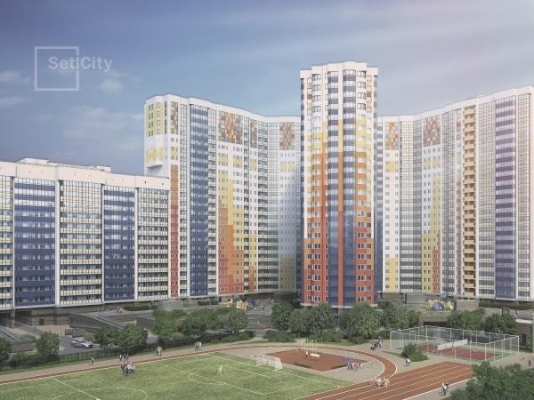 Setl City приступает к завершающему этапу строительства ЖК «Полюстрово Парк»