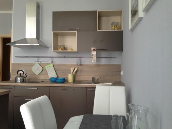 Двухкомнатная квартира с оборудованной кухней в «Новом Сертолово» от 3,4 млн