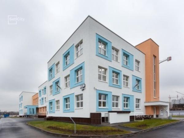 Setl City ввела в эксплуатацию первый детский сад в ЖК «Чистое небо»