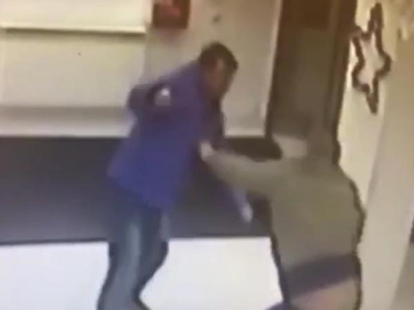 Вооруженное нападение любителя «Боярышника» на аптеку попало на видео