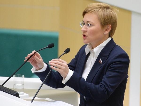 Сенатор Бокова: Шильдик «иноагент» - пока не для всех