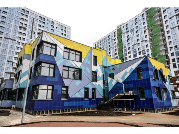 Seven Suns Development завершает строительство детского сада в ЖК «Светлый мир «Я-Романтик…»