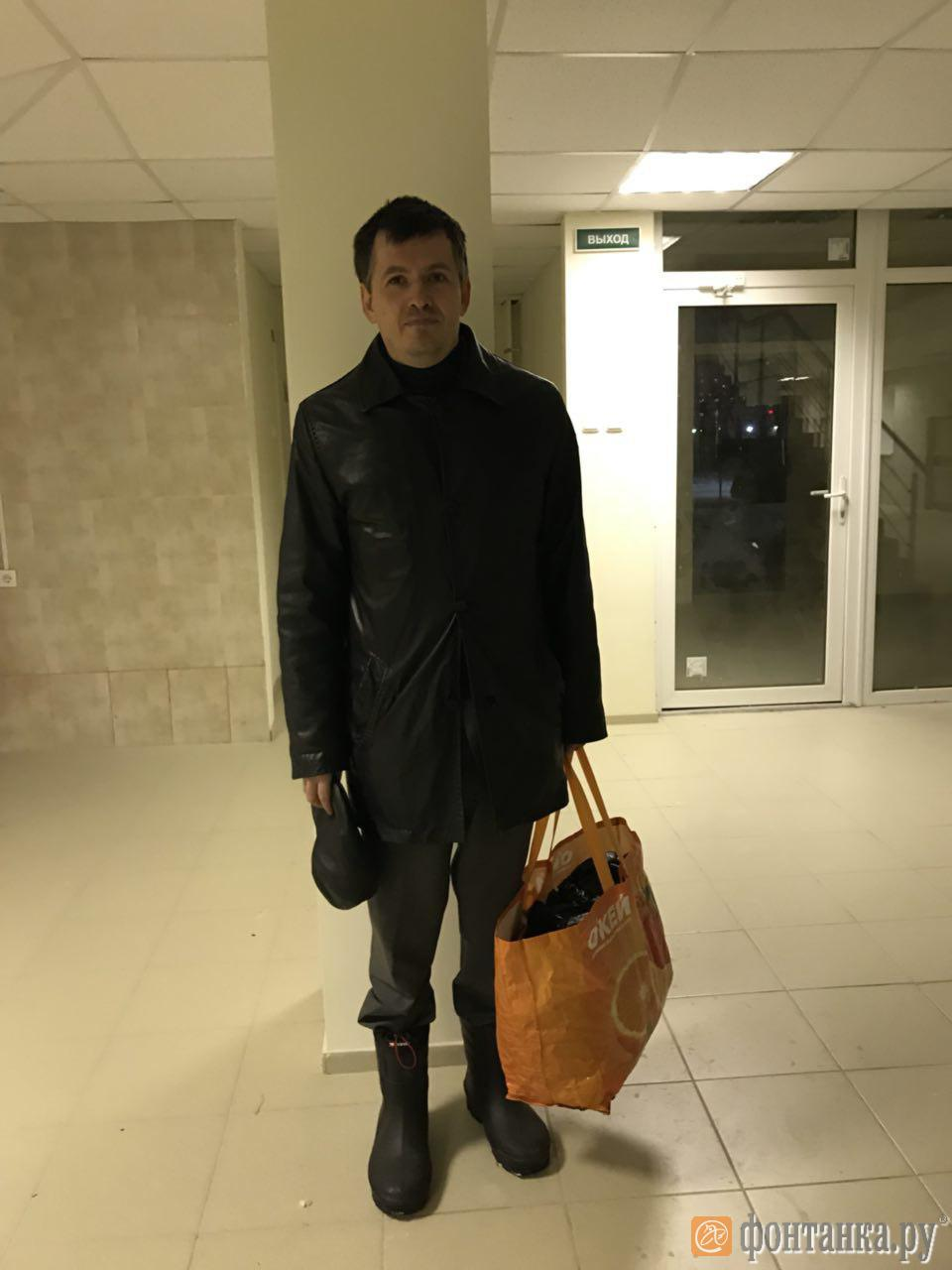 Андрей Сорочинский провел в СИЗО семь месяцев