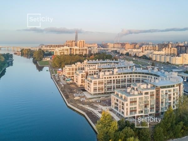 Setl City ввела в эксплуатацию ЖК премиум-класса Stockholm