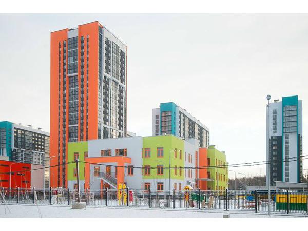 «Группа ЛСР» сдала 175 000 кв. м жилья в проекте «Шуваловский»