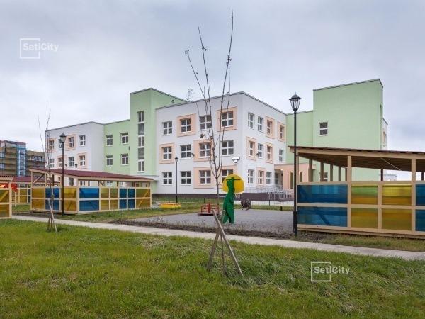 Setl City сдала второй детский сад в ЖК «Солнечный город»