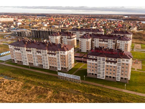 Ход работ во второй очереди жилого квартала «Город Мастеров» в декабре 2017 года