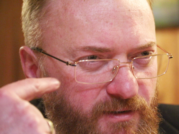 Виталий Милонов: «Закон Димы Яковлева» был жестоким и недоработанным