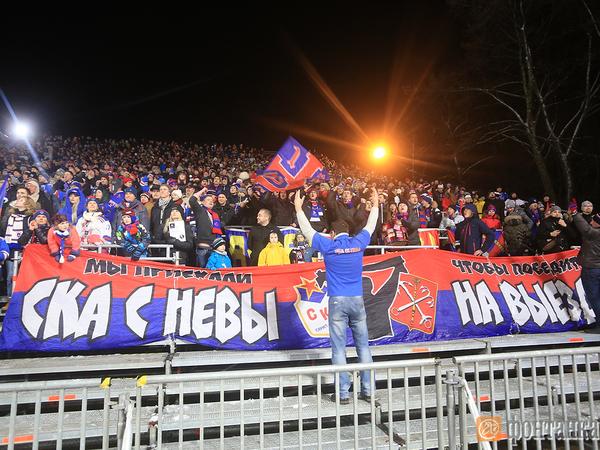 СКА победил «Йокерит» в первом матче на открытом воздухе в истории КХЛ