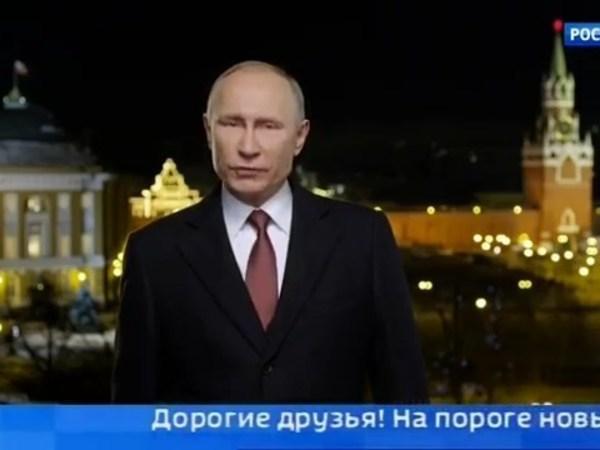 Владимир Путин: Пришло время сказать, простить, признаться