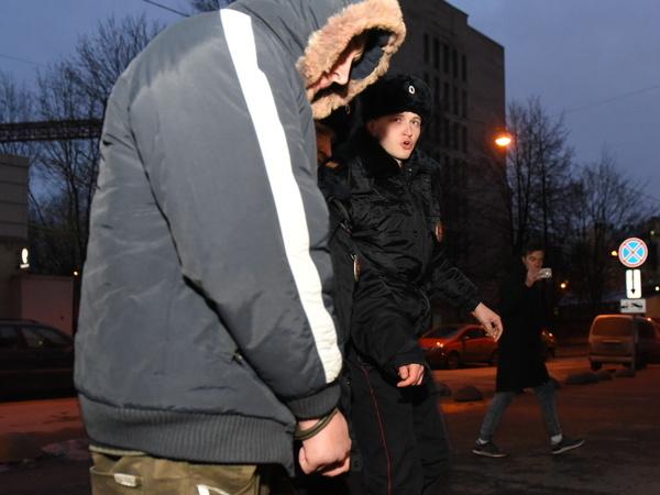 Обвиняемый в подрыве «Перекрестка» арестован