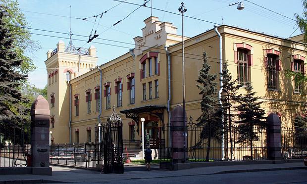 Народный дом-библиотека Э. Л. Нобеля на Citywalls.ru