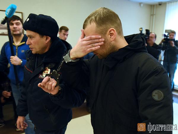 Подозреваемый в гибели четырех человек на Искровском доставлен на арест