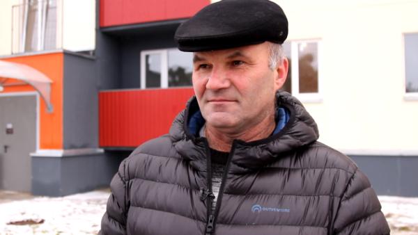 Олег Игнатьков, депутат Эссойльского сельского поселения / автор фото Ксения Тихонова