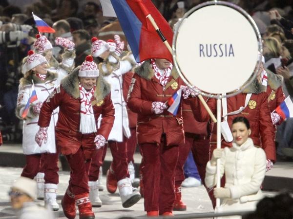 Как Россию выгоняли с Олимпиады