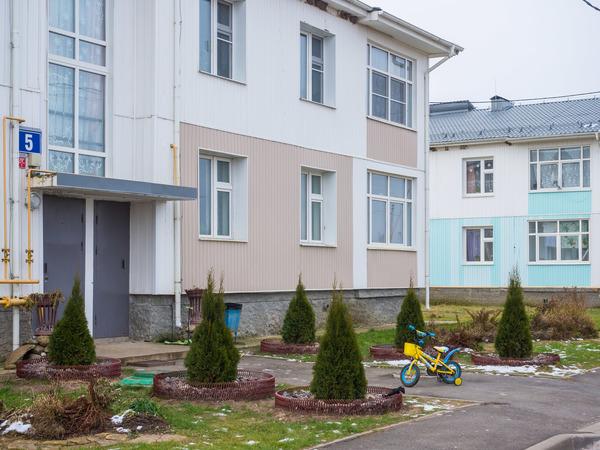 «Транснефть - Балтика» передала в бюджет 10 жилых домов в Новгородской области