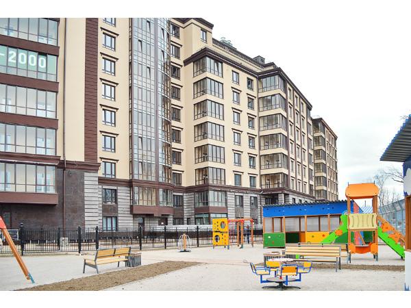 ЖК OSTROV получил заключение Госстройнадзора о готовности к сдаче