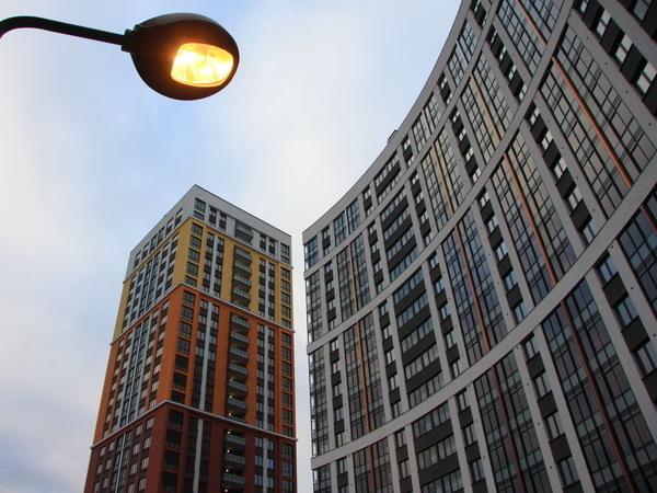 «Северный город» ввел в эксплуатацию первые два корпуса ЖК Ultra City