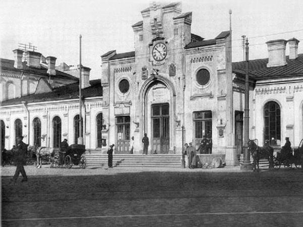 Как из-за голода в Финляндии в Петербурге вокзал построили
