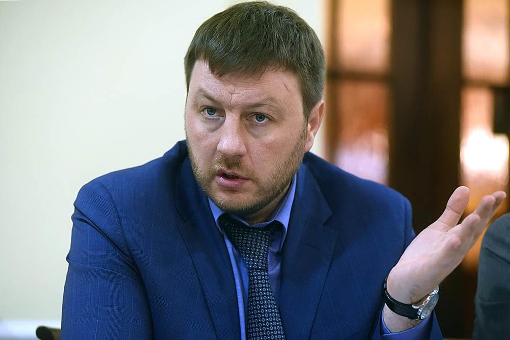 первый заместитель председателя Комитета по развитию транспортной инфраструктуры Санкт-Петербурга Вадим Власов