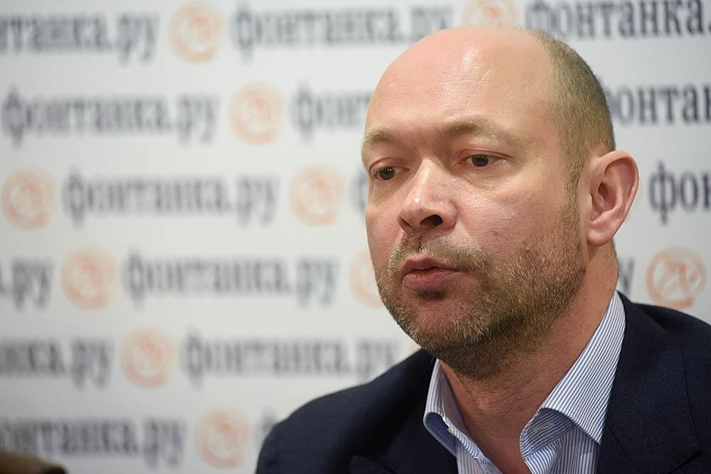 генеральный директор ГК «Мастер Девелопмент» Вячеслав Семененко