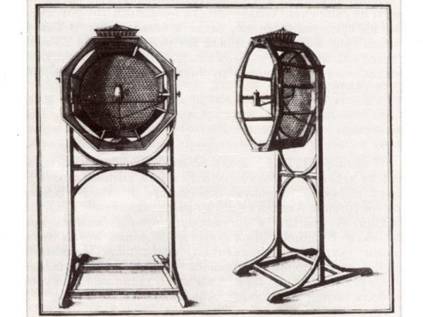Гаджет Кулибина:  Умножитель силы света 18 века