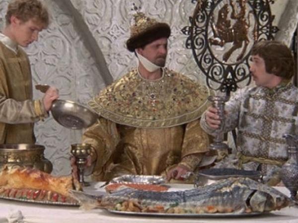 Обед по-царски: Что ели и пили российские монархи