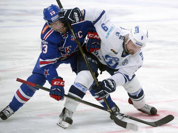 СКА сравнял счет в серии с «Динамо»