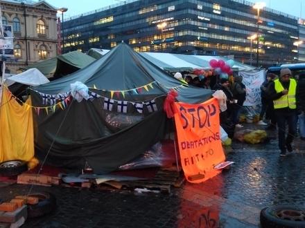 Финляндию разделил миграционный вопрос
