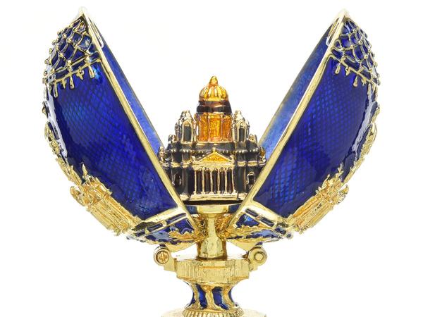 Подарок к Пасхе для патриарха