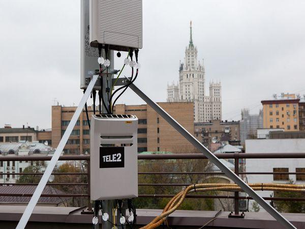 Tele2 совершенствует сети с SON