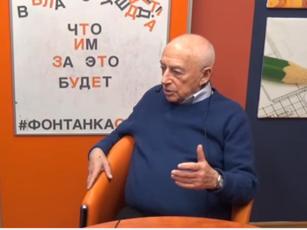 Александр Городницкий: «Самое страшное - это гражданская война»