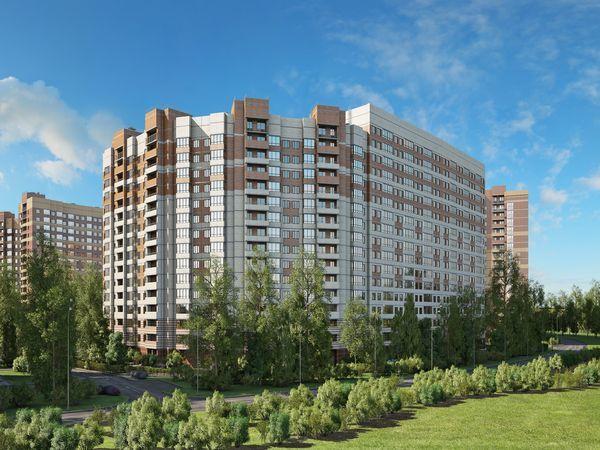 «ЦДС» открывает продажи в новом корпусе ЖК «Муринский Посад», рассчитанном более чем на 600 квартир