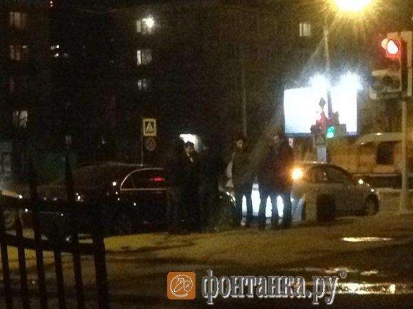 Автомобиль почетного консула Таджикистана задержан в Петербурге
