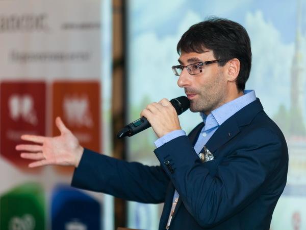 Эдуард Тиктинский  признан  экспертом  года в сфере инноваций