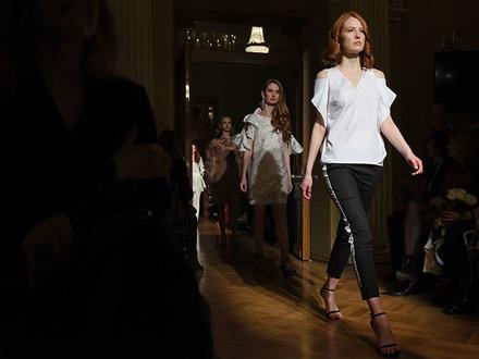 Мода по-петербургски: Из Парижа в Домжур