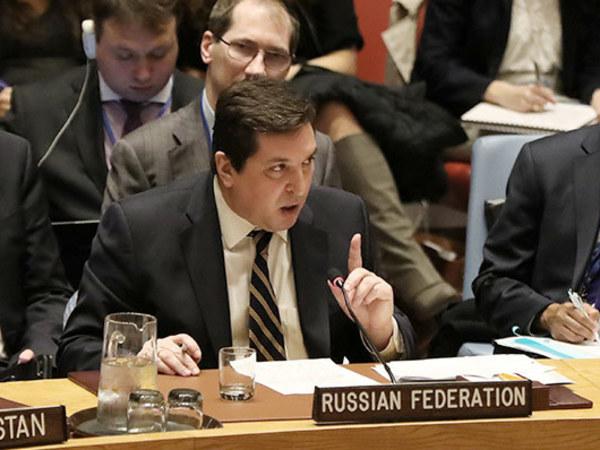 Разобрать Совбез ООН по нотам