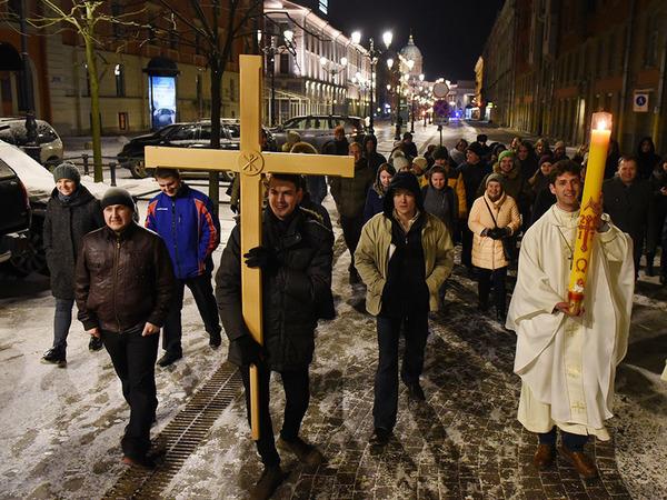 Две Пасхи и один Песах: Конфессии встречают главный праздник в году