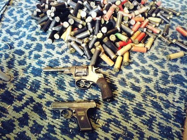 Петербургская пенсионерка унаследовала арсенал оружия вместе с квартирой