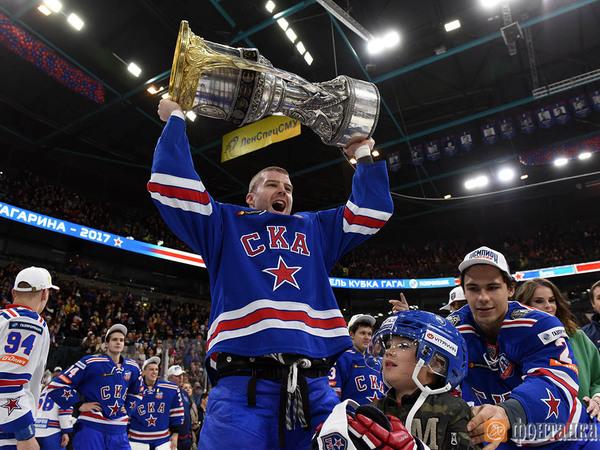Команда Тимченко сыграла вничью с командой Медведева на праздновании победы СКА