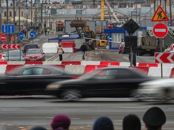 Как закрытие Тучкова остановило три района