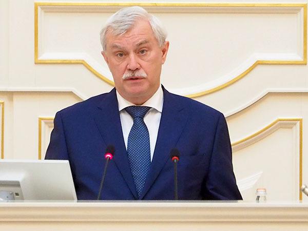 Полтавченко рассказал ЗакСу о светлом будущем и прекрасном настоящем