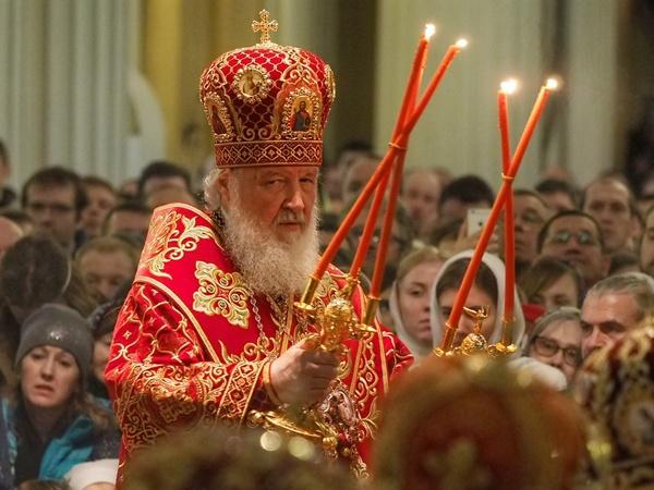 Патриарх Кирилл в Петербурге рассказал, в чем сила