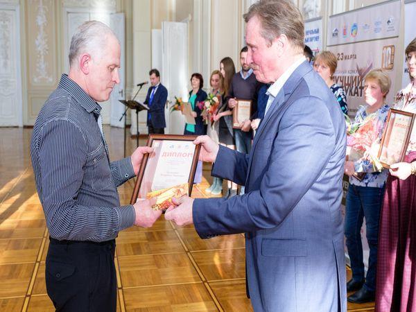 Сотрудник «ЮИТ Сервис» получил награду на конкурсе «Лучший штукатур»